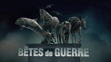 affiche bêtes de guerre