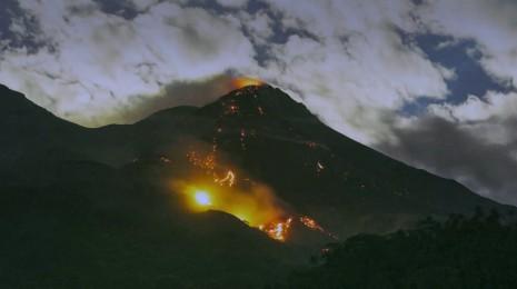 Volcans tueurs 5 © EKLA Production